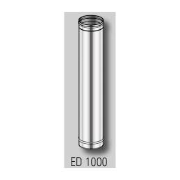 Дымовая труба 1м DN80